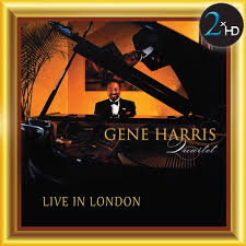 100 Studio 24 London Gene Harris Quartet Live In 20082017 HDTracks