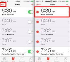 Change the Alarm Clock Sound on iPhone