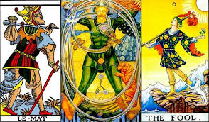 thoth deck the fool the fool interpretation and meaning of the tarot major arcana