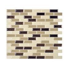 1 In X 2 In Chiaro Brick Custom Backsplash Tile Home Depot 2