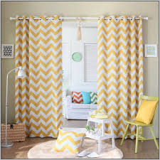 yellow and white chevron fabric uk curtains home design ideas