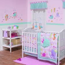 belle sea sweetie 3 piece crib bedding set free shipping