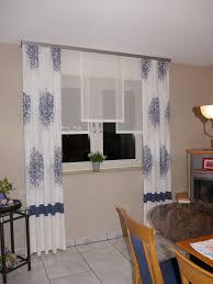 gardine für esszimmer ausbrenner blau gardinen vorhänge