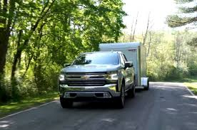 100 Truck Mirrors For Towing 2019 Chevrolet Silverado 1500 Gets Fancy Features MotorTrend