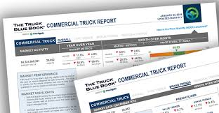 100 Commercial Truck Blue Book Report January 2019 TrailerBody Builders