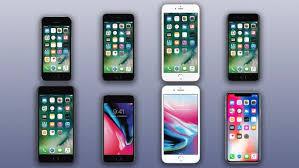 paring the 8 current iPhones iPhone X vs 8 8 Plus 7 7 Plus