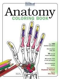 Simple Anatomy And Physiology Coloring Book Pdf