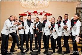 Groomsmen White Tux Jacket Us Grant Gatsby Wedding