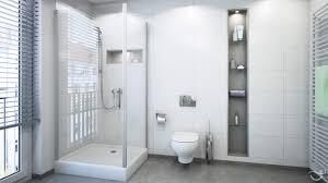 einbauregal bei classic chic badezimmer dusche ei