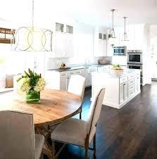 Breakfast Room Ideas Kitchen And Dining Lighting Medium Size Of