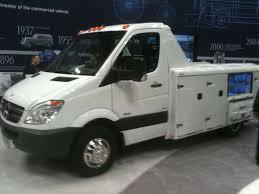 Mercedes-Benz Positioning Sprinter Commercial Vans As