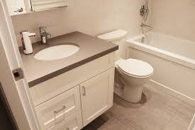 Bathroom Renovation Companies Edmonton by New Bathroom Renovation Project Davie Condo Vancouver