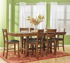 Plantation Dining To Counter Height Table