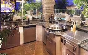 Custom Outdoor Kitchens Naples Fl by Backyards N More Your Backyard Specialists
