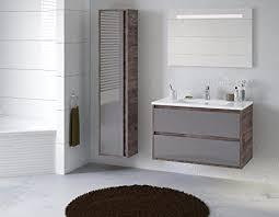 badmöbel set cristal 90 cm led badezimmer möbel