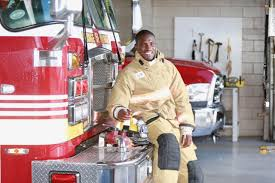 100 Inside A Fire Truck Orange County Fighter Beats The Odds And Finds Passion And Purpose