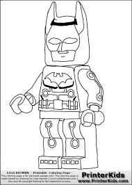 LEGO Batman Coloring Pages Printables Via Lego
