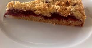 variation 10 minuten kirschstreuselkuchen ohne ei