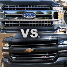 100 Ford Trucks Vs Chevy Trucks Sheridan Showdown 2018 F150 Vs Chevrolet Silverado 1500
