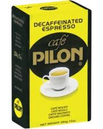 Cafe Pilon Decaffeinated Espresso Ground Coffee 10 Oz