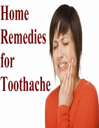 Home Reme s for Toothaches My Home Reme s Pinterest