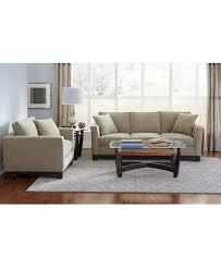 kenton fabric sofa created for macys furniture queen sleeper piece