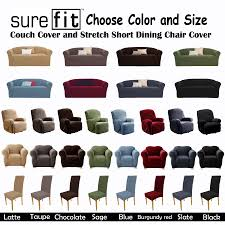 Stretch Suede Wing Chair Recliner Slipcover by Furniture U0026 Sofa Stunning Sure Fit Sofa Covers Design For