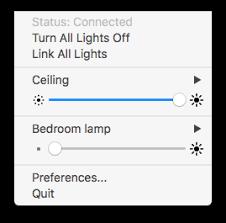 cara mudah mengontrol lu rona philips dari mac anda 2021