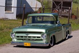 100 1957 Ford Truck