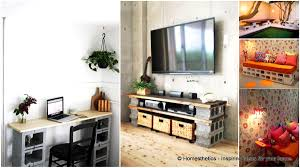 Creative Do It Yourself Cinder Block Projects For Your Home