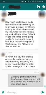 My Boyfriend Is Selling His Truck On OfferUp And This Kid Asked Him ... How To Import A Car From Canada The Us With Relative Ease Selling My Truck In Excellent Cdition Very Reliable Sheerness 2019 Ford Ranger First Look Kelley Blue Book Flint Hills Auto Is Hyundai Mazda Dealer Selling New And Sell My Boat Challenge Marine Car Trading In Questions Isnt Listed Cargurus Our Friends Over At Lost_tacoma Are Their Well Built Tacoma Junk For Cash Archives Cash For Junk Cars Update Truck Youtube Your Trucks Procedures Sydney Removals Now Mint 98 Sierra Album On Imgur Meet Woman Charge Of Building Bestselling Pickup