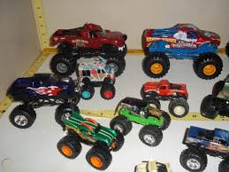 100 Hot Wheels Monster Truck Toys Jam And Other Truck Toys Lot