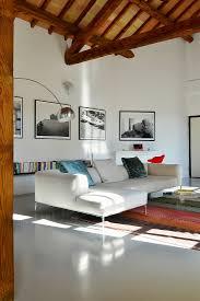 modernes sofa im wohnzimmer mit offener bild kaufen