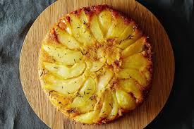 Rosemary Pear Cake Recipe on Food52