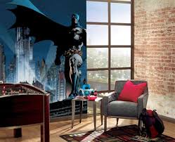 Decorating Funny And Cute Batman Room Decor For Kids Nursery