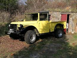 Photo's Of The M37 Cummins Combo - Dodge Diesel - Diesel Truck ... 1946 Dodge Truck 4x4 Cummings Diesel Power Wagon Classic Cummins Ram 2500 3500 For Sale In Ny Crew Cab Mopar Trucks Pinterest Care Marine Engines 2001 Dodge Ram 4x4 Dawn Quad Cab 6 Ft Bed Speed 24 Valve 1942 With A 4bt Engine Swap Depot Lifted With Stacks What A Cute Heart The Holy Grail Diessellerz Blog Spied 2018 23500 Heavy Duty Updated Off Road Classifieds 67l Turbo Chase Used Complete