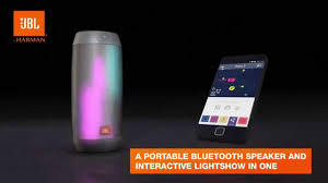 Battery Operated Lava Lamp Nz by The New Jbl Pulse 2 Youtube