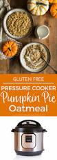 Pressure Canning Pumpkin Puree by Pressure Cooker Pumpkin Pie Steel Cut Oats