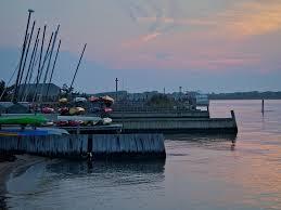 100 Fire Island Fair Harbor Bay Side With Boats NY Flickr