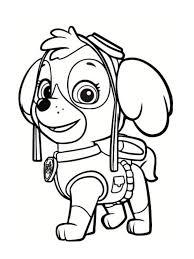 dessin a imprimer coloriage pat patrouille 30 dessins à imprimer gratuitement