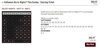 Halloween Horror Nights Frequent Fear Pass by Hhn 27 Facts U0026 Rumors Horror Night Nightmares