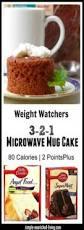 Weight Watchers Pumpkin Fluff by Weight Watchers 3 2 1 Microwave Mug Cake 3 Smartpoints Smart