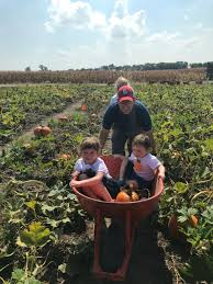 Johnson Farms Pumpkin Patch by By The Brooke Pumpkin Patch 2017