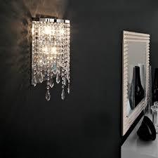 mirror front corridor hallway wall light led wall l