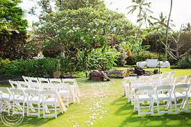 Plantation Gardens Kauai Wedding graphers Sherrie
