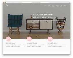 100 Contemporary Design Blog 31 Free Interior Furniture Website Templates 2019