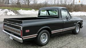 1969 Chevrolet 1/2-Ton Pickup | Connors Motorcar Company 1969 Chevrolet Ck 10 For Sale On Classiccarscom C10 Gets An Oemstyle Radio Back Next Gen Audio Pickup Short Bed Fleet Side Stock 819107 Truck Sale Chevy With Intro Wheels 22 And 24x15 Slamily Reunion Classic 4438 Dyler 1969evletc10chromearbumperjpg 20481340 Auto Art 1955 All Stepside Old Photos Volo Museum Cst Texas In Arkansas Truck Guy Ol Blue Photo Image Gallery