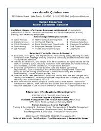 Hr Executive Resume Sample Pin By On Resumes Interiors Payroll