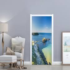 Wall Mural Decals Beach by Online Get Cheap Beach Decal Aliexpress Com Alibaba Group
