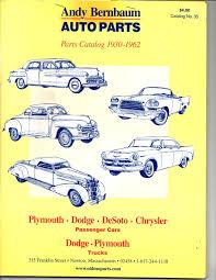 100 Classic Dodge Truck Parts Catalog Collectors Vintage Auto For Sale Holidaysnet
